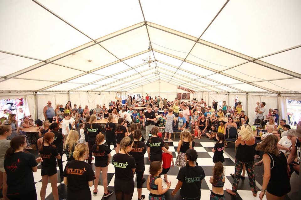 Dance School Event